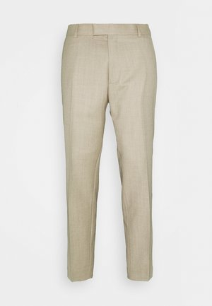 JUPITER - Suit trousers - beige