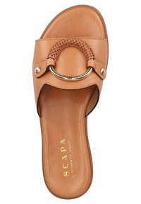 Scapa - Mules - camel - 3