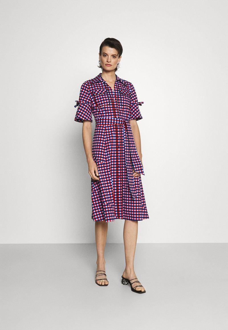 Diane von Furstenberg - REBECCA DRESS - Shirt dress - multi coloured
