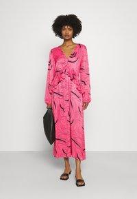 HUGO - KALAIA - Day dress - open miscellaneous - 1