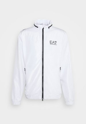 Summer jacket - white
