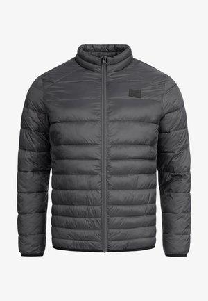 MIT STEHKRAGEN - Light jacket - asphalt