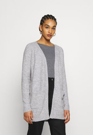 PCPERLA  - Cardigan - light grey melange