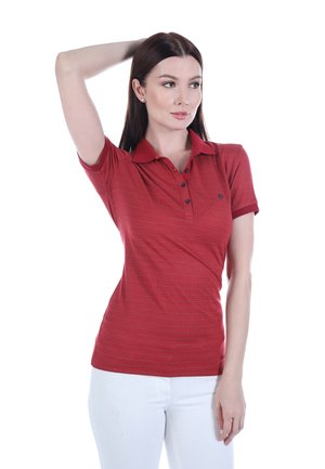 Koszulka polo - bordeaux