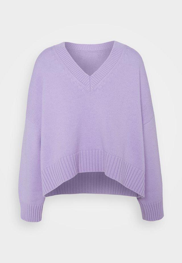 VALENTIN - Pullover - lavender