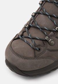Scarpa - CYCLONE GTX  - Hiking shoes - gull gray/arctic - 5