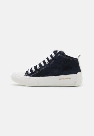 MID - Zapatillas altas - navy/bianco