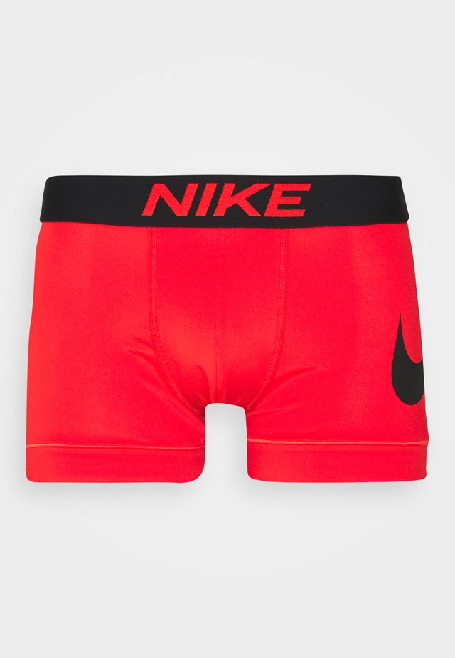TRUNK ESSENTIAL - Boxerky - chili red/black