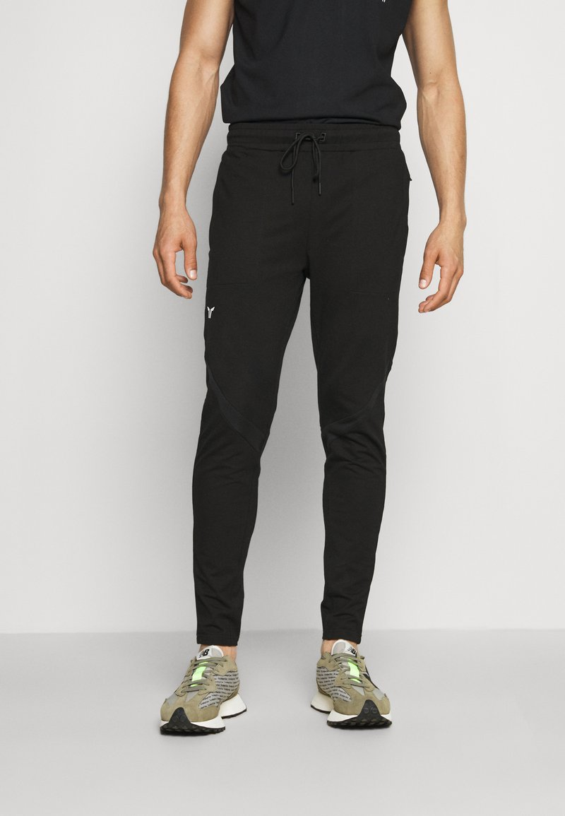 SQUATWOLF - LIMITLESS JOGGERS - Pantalon de survêtement - black