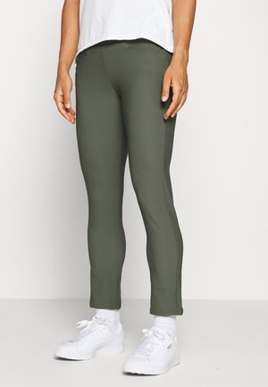 PANT - Stoffhose - thyme