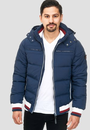 MARLON - Winter jacket - navy