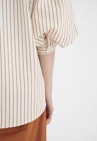 InWear - YOKOIW - Button-down blouse - honey stripe - 4