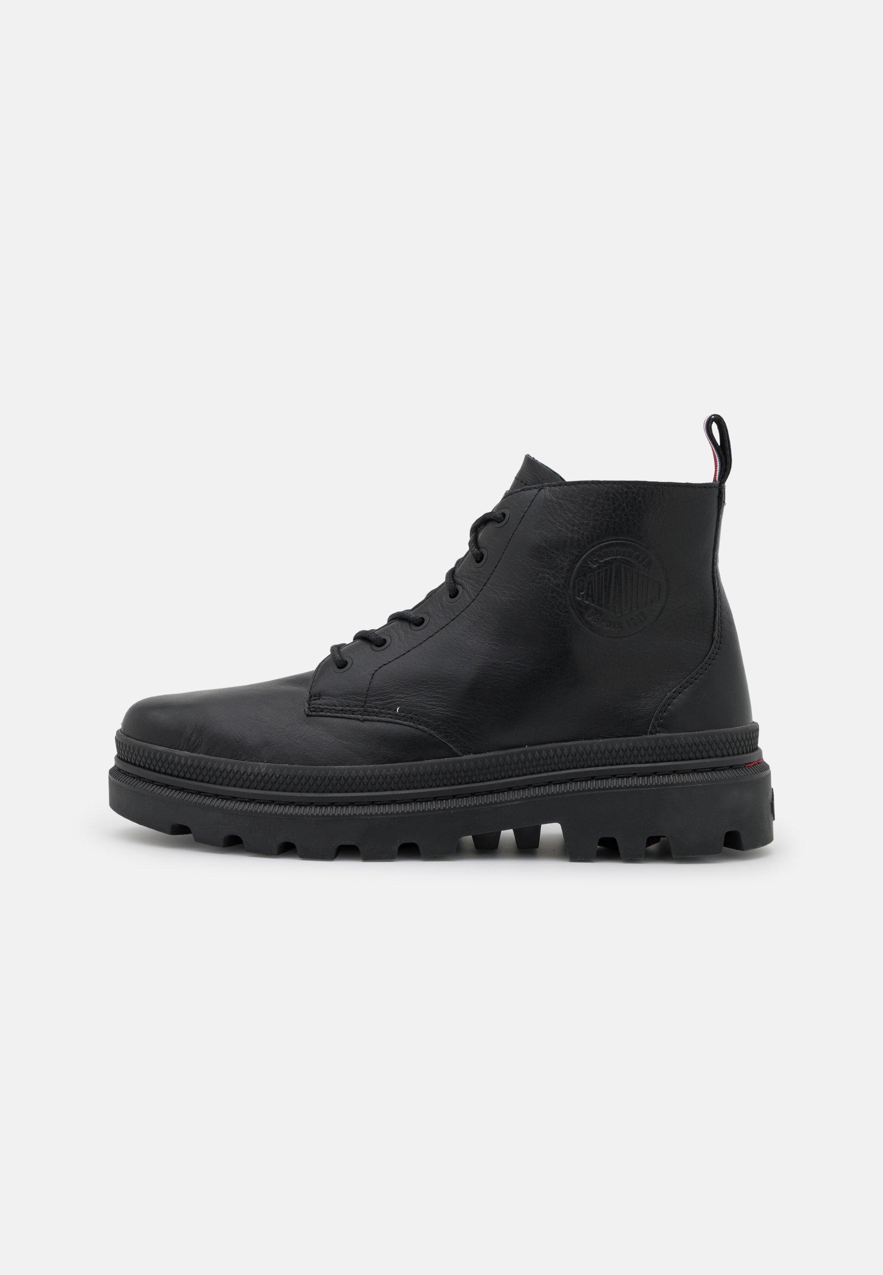 Men PALLATROOPER HI UNISEX - Lace-up ankle boots