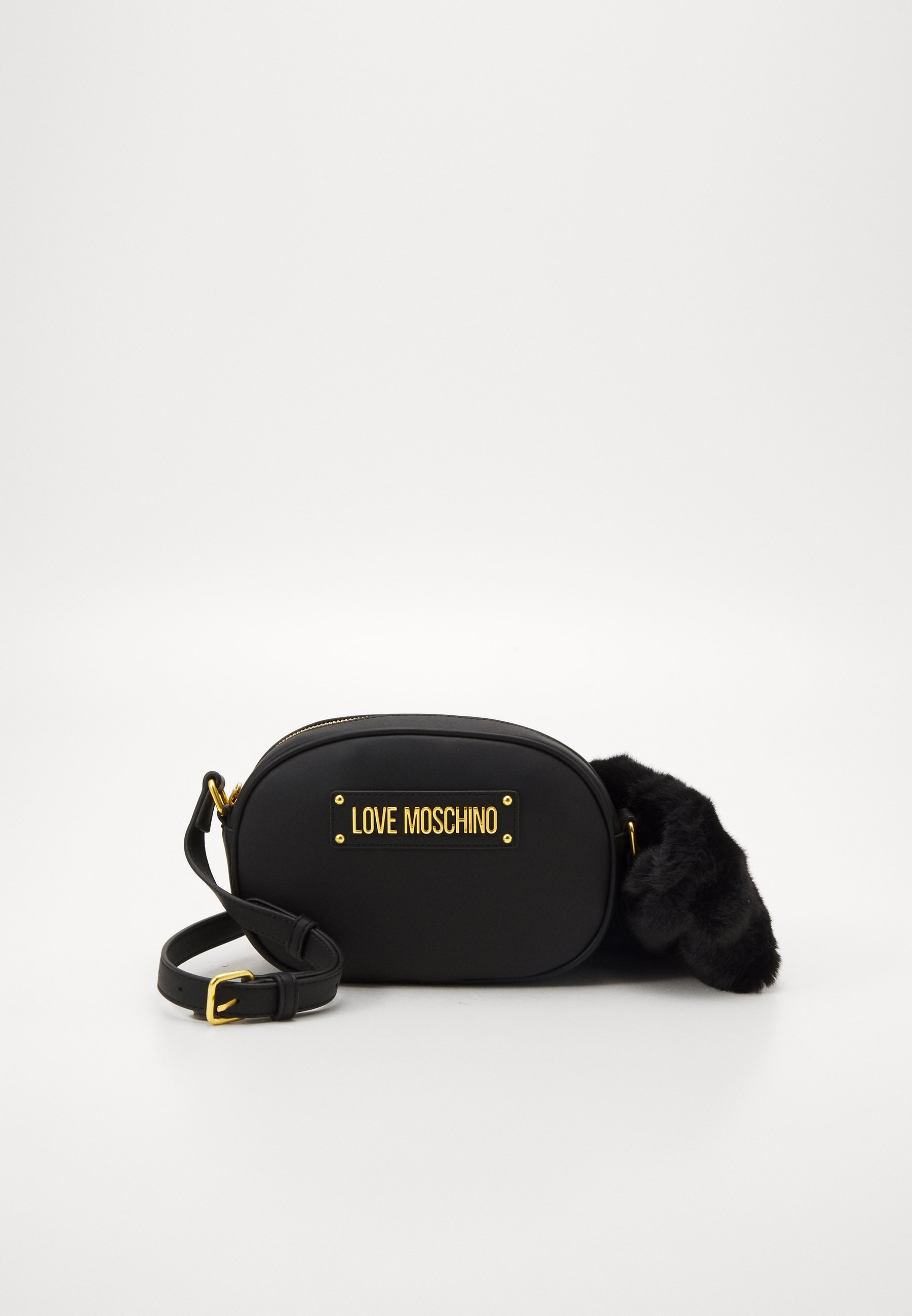 Women SCARF CAMERA BAG SET - Across body bag