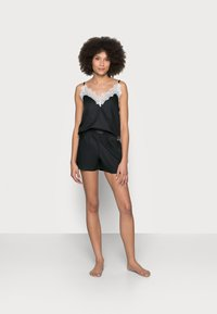 KARL LAGERFELD - SHORT - Pyjamas - black - 1