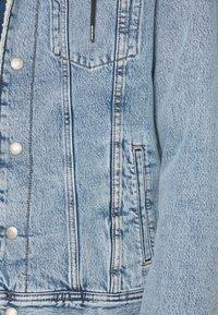 Jack & Jones - JJIJEAN JJJACKET HOOD - Denim jacket - blue denim - 5