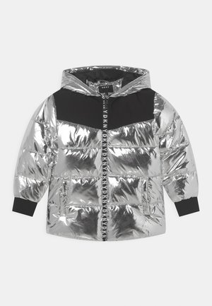 PUFFER - Winterjas - silver-coloured
