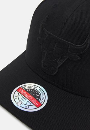 NBA CHICAGO BULLS RINGS REDLINE SNAPBACK - Keps - black