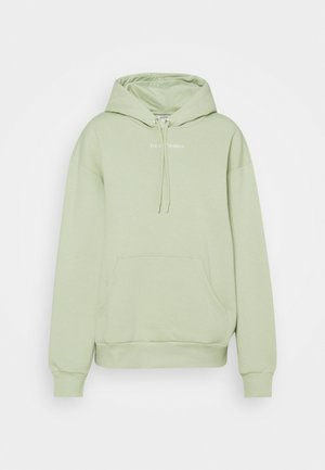 ODA - Sweat à capuche - dusty green unique