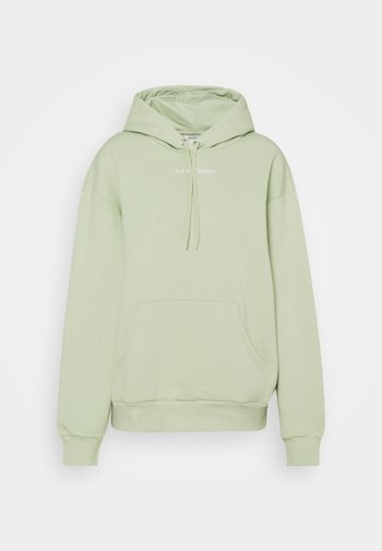 ODA - Luvtröja - dusty green unique
