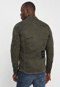Be Edgy - BE THEO PAT - Denim jacket - khaki - 2