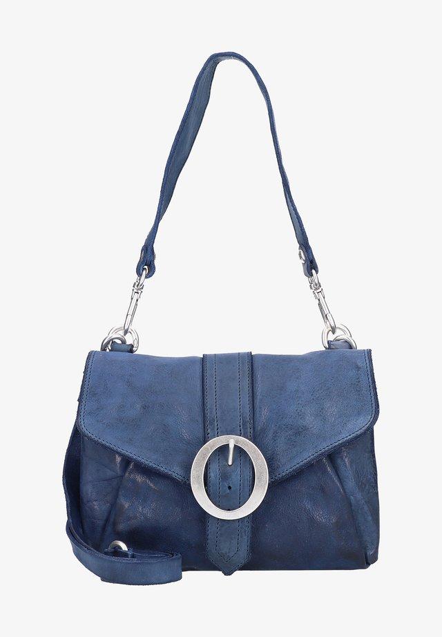 Across body bag - blu indaco