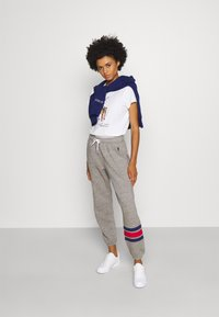 Polo Ralph Lauren - SHORT SLEEVE - T-shirt con stampa - white - 1