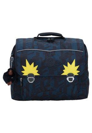 INIKO - School bag - dark blue