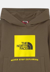 The North Face - BOX HOODIE UNISEX - Sweatshirt - khaki - 2