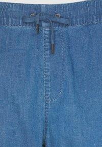 Afends - COUCH SURFER PANT - Kalhoty - washed indigo - 2