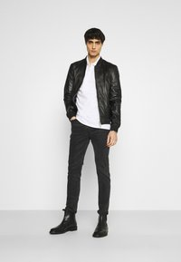 Oakwood - BORN - Leather jacket - black - 6