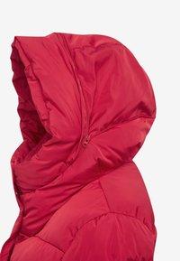 Next - Winter coat - red - 2