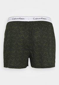Calvin Klein Underwear - SLIM 2 PACK - Boxer shorts - grey - 1