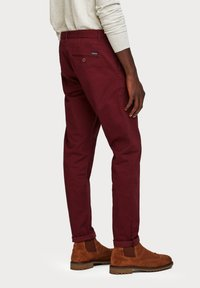 Scotch & Soda - MOTT CLASSIC SLIM FIT - Chino - bordeaux - 3