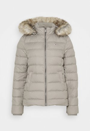 BASIC - Down jacket - mourning dove