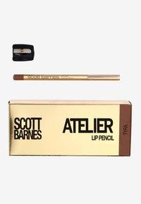 scott barnes - GLAMAZON LIP LINER - Lip liner - tyra - 0