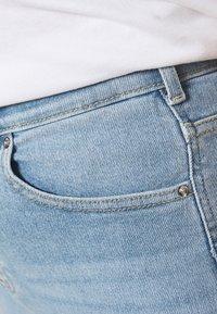 Dr.Denim Plus - MOXY - Skinny džíny - icicle blue ripped - 3