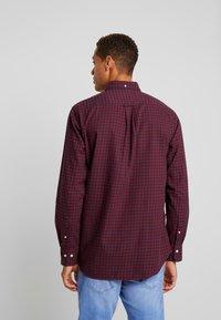 GANT - REGULAR FIT - Shirt - port red - 2