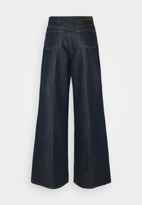 Victoria Victoria Beckham - EXAGERATED WIDE LEG - Jeansy Dzwony - blue denim - 8