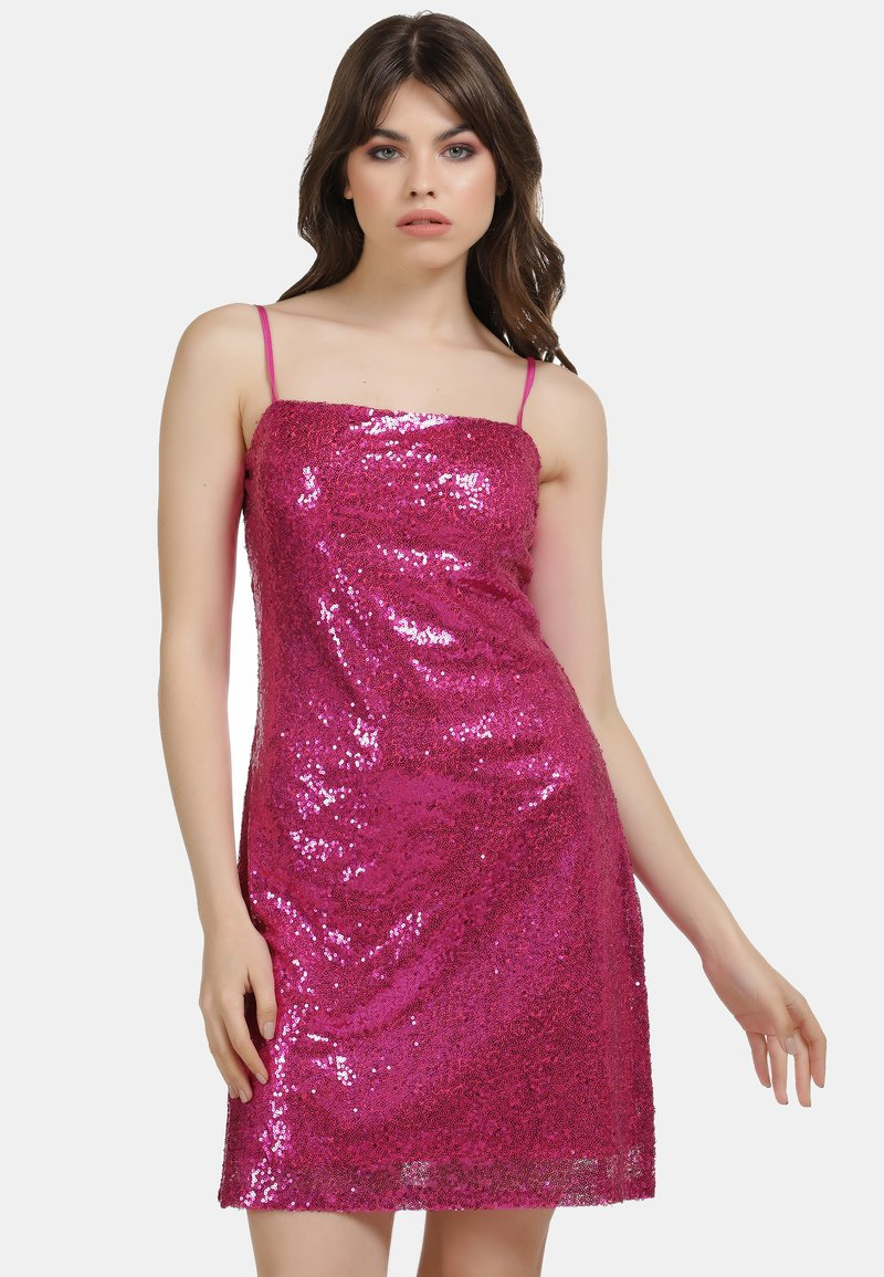 myMo at night - Cocktail dress / Party dress - pink