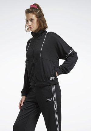 CLASSICS VECTOR TAPE TRACK TOP - Treningsjakke - black