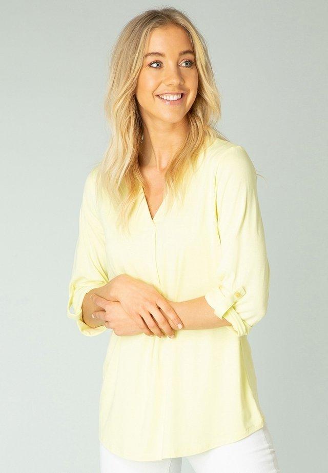 UNA - Longsleeve - soft yellow