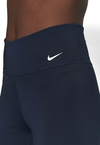Nike Performance - ONE SHORT - Trikoot - obsidian/white - 3
