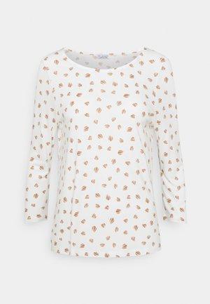SHELLS - Camiseta de manga larga - chai