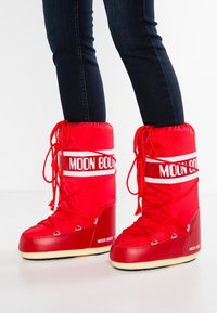 Moon Boot - Winter boots - red - 0