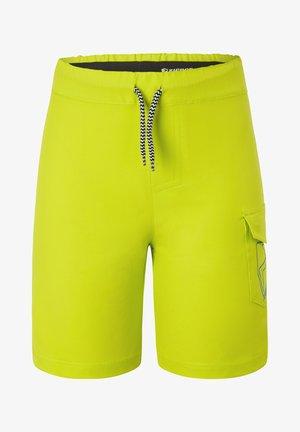 NISAKI X-FUNCTION - Sports shorts - lime