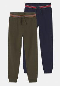 OVS - 2 PACK - Pantaloni sportivi - deep depths - 0