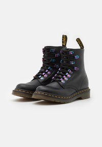 Dr. Martens - 1460 PASCAL - Lace-up ankle boots - black aunt sally - 2