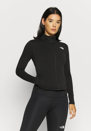 TEKNITCAL FULL ZIP  - Trainingsjacke - black