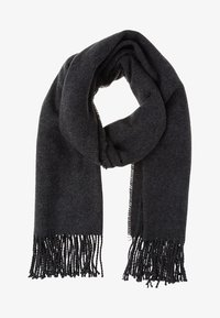 Pier One - Sjal - dark grey - 1